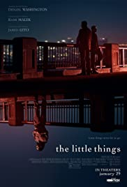 The Little Things (2021) cover