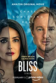 Bliss (2021) cover