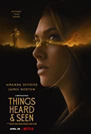 Things Heard & Seen (2021) cover