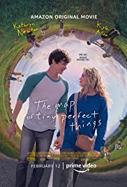 The Map of Tiny Perfect Things (2021) cover