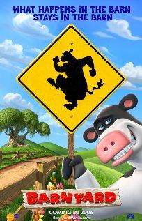 Barnyard (2006) cover