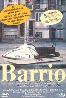 Barrio (1998) cover
