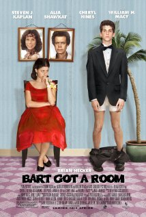Bart Got a Room (2008) cover