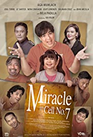 Miracle in Cell No. 7 (2019) cover
