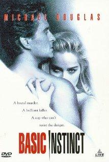 Basic Instinct 1992 poster