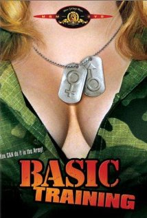 Basic Training (1985) cover