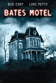 Bates Motel (1987) cover