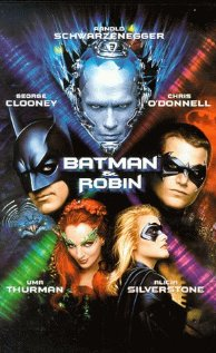 Batman & Robin (1997) cover