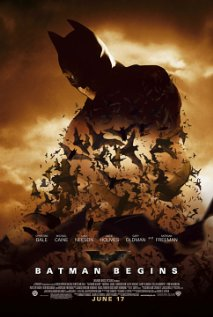 Batman Begins (2005) cover