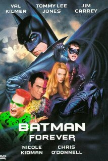 Batman Forever (1995) cover