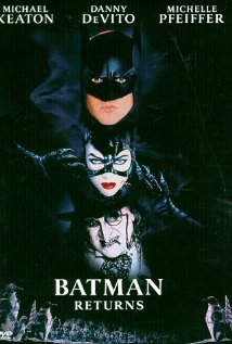 Batman Returns (1992) cover