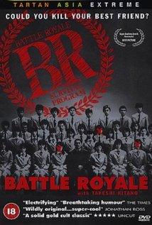 Batoru rowaiaru (2000) cover