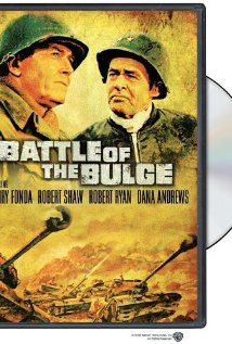 Battle of the Bulge (1965) cover