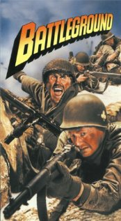 Battleground (1949) cover
