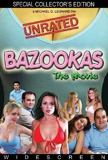 Bazookas: The Movie (2009) cover