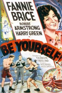Be Yourself! (1930) cover