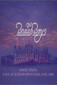 Beach Boys Good Timin' 2003 poster