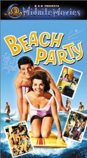Beach Party (1963) cover