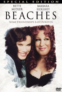 Beaches (1988) cover