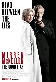 The Good Liar (2019) cover