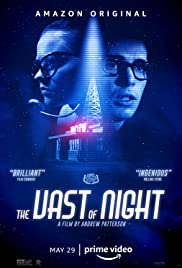 The Vast of Night (2019) cover