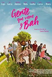 Gente que viene y bah (2019) cover