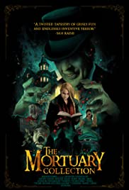 The Mortuary Collection (2019) cover