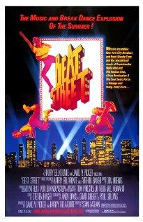 Beat Street (1984) cover
