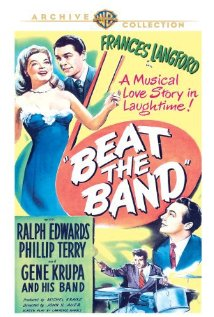 Beat the Band (1947) cover