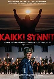 Kaikki synnit (2019) cover