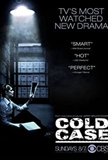 Cold Case 2003 poster
