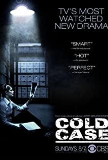 Cold Case (2003) cover
