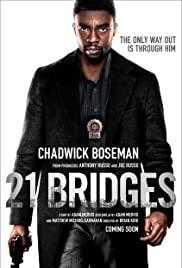 21 Bridges (2019) cover