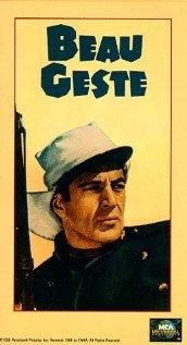 Beau Geste (1939) cover