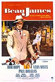 Beau James (1957) cover