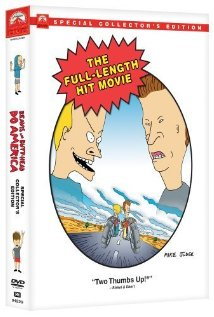 Beavis and Butt-Head Do America (1996) cover
