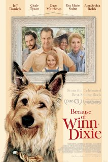 Because of Winn-Dixie (2005) cover