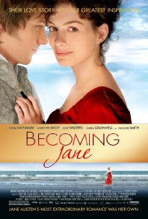 Becoming Jane (2007) cover