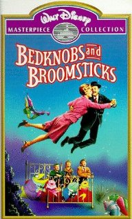 Bedknobs and Broomsticks (1971) cover