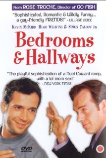 Bedrooms and Hallways (1998) cover