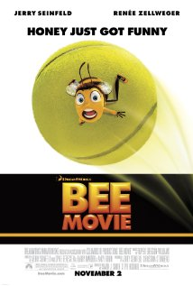 Bee Movie (2007) cover