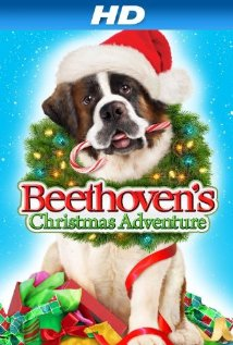 Beethoven's Christmas Adventure (2011) cover