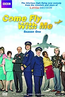 Come Fly with Me 2010 poster