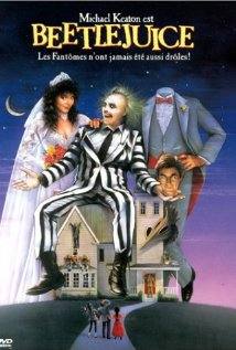 Beetle Juice (1988) cover