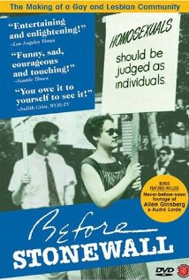 Before Stonewall (1984) cover