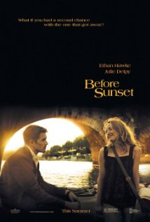 Before Sunset (2004) cover