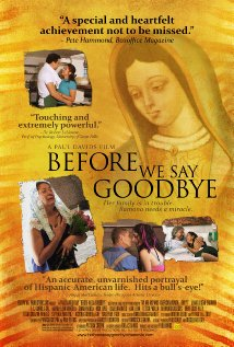 Before We Say Goodbye (2010) cover