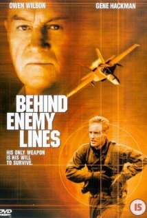 Behind Enemy Lines (2001) cover
