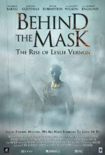Behind the Mask: The Rise of Leslie Vernon (2006) cover