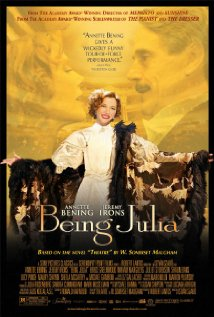 Being Julia (2004) cover
